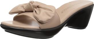 Athena Alexander Women's Pattye Platform Dress Sandal Blush 11 UK/11 M US