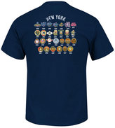 Majestic Men's New York Yankees Coop Last Rally T-Shirt