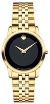 Movado Museum Classic Goldtone Stainless Steel Watch