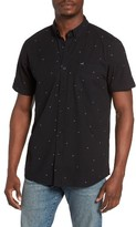 Rip Curl Men's Scattered Jacquard Woven Shirt