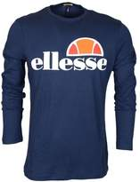 Ellesse Men's Grazie Longsleeved Graphic T-Shirt