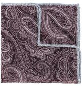 Eleventy paisley pocket square
