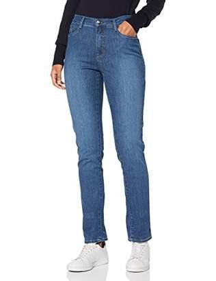 Brax Damen Mary Blue Planet Five Pocket Fit sportiv Slim Jeans