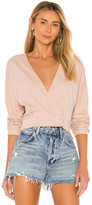 Amuse Society Shandie Long Sleeve Knit Top