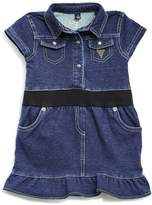 GUESS Short-Sleeve Knit Dress (0-24M)