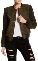 Doma Double Face Genuine Lamb Shearling Leather Jacket