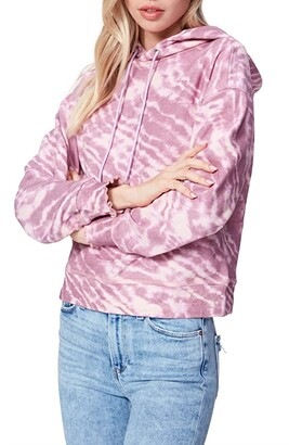 Paige Oakley Hoodie (Lilac Sachet) Women's Clothing