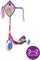 Disney Princess Crystal Tri Scooter