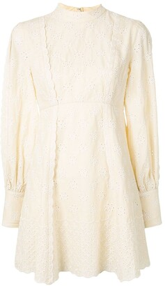Alice McCall Angels sleeve mini dress