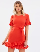 Steffie Ruffle Dress