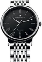 """Maurice Lacroix Men's LC6067-SS002-310 """"Les Classiques"""" Stainless Steel Automatic Watch"""