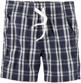 Carter's Woven Shorts (Toddler/Kid) - Plaid - 4T