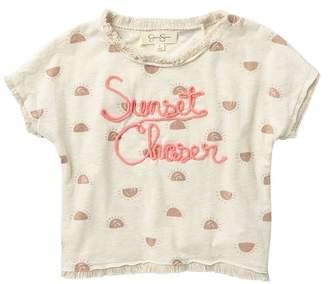 Jessica Simpson Sunset Chaser Tee (Little Girls)
