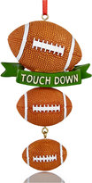 Holiday Lane Football Touch Down Ornament