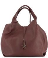 Henry Beguelin Women's Red Leather Shoulder Bag.