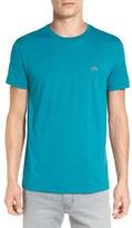 Lacoste Men's Pima Cotton Crewneck T-Shirt