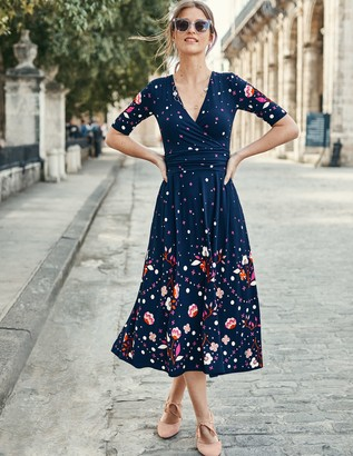 Boden Kassidy Jersey Midi Dress