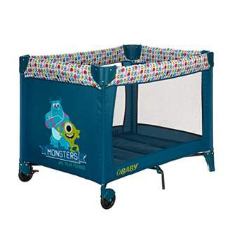 O Baby Obaby Disney Travel Cot and Bassinette (Monsters Inc)