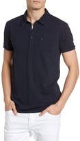 BOSS ORANGE Men's Plainer Knit Polo
