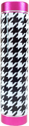 Hook Me Ups Houndstooth Portable Charger