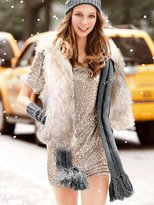 Victoria's Secret Supermodel Essentials Sequin Mini Dress