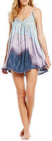 Free People Intimately FP Serena Crochet-Trimmed Chemise