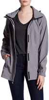 Nautica Packable-Hood Raincoat