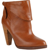 Tom Tom Ankle Boot in Tan