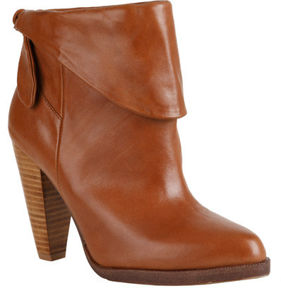 Jeffrey Campbell Tom Tom Ankle Boot in Tan