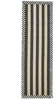 "Mackenzie Childs MacKenzie-Childs Stripe Runner, 2'6"" x 8'"
