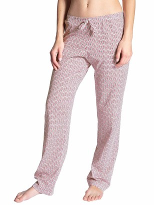 Calida Women's Favourites Love Pajama Bottom