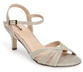 Women's Pink Paradox London Shelby Glitter Sandal