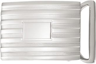 Ralph Lauren Engine-Turned Belt Buckle