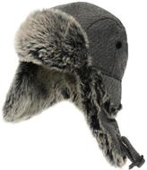 Firetrap Wool Trapper Hat