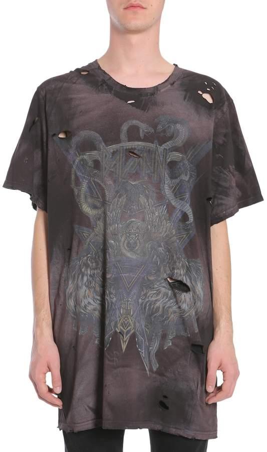 Balmain Oversize Fit T-shirt