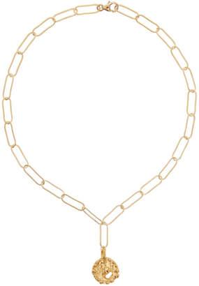 Alighieri Gold The Ritual Necklace