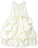 Us Angels Girls 7-16) Hi-Low Skirt Dress