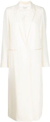 Forte Forte Single-Breasted Fitted Coat