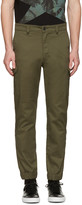 Diesel Green Chi-United Cargo Trousers