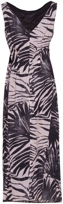 Stefano Mortari Printed Dress