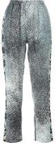 Kenzo 'Sand' trousers - women - Silk - 36