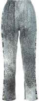 Kenzo 'Sand' trousers - women - Silk - 42