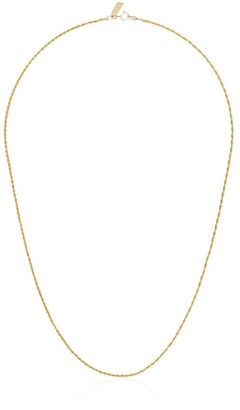 Loren Stewart 14kt Gold Rope Chain Necklace