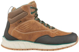 L.L. Bean Men's Snowfield Waterproof Boots, Mid Insulated