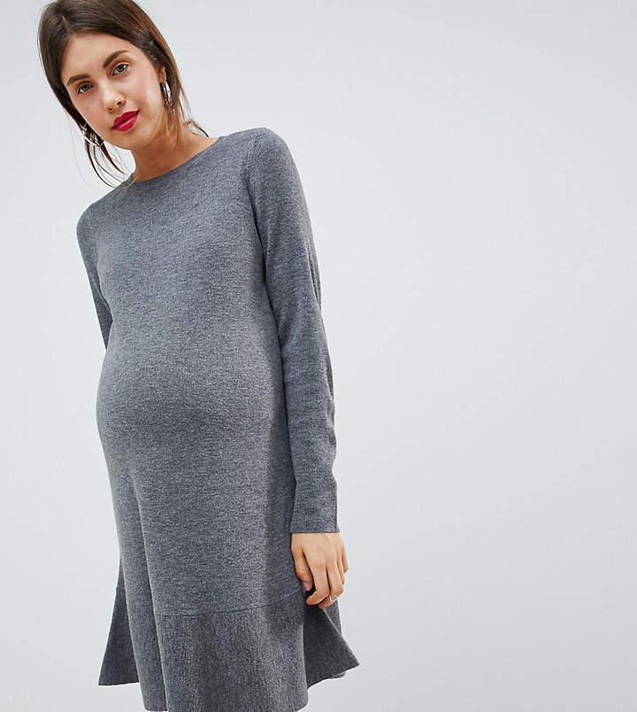 94aa6ff4653f Maternity Knit Dress - ShopStyle
