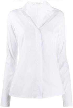 Lareida Lis long-sleeve fitted shirt