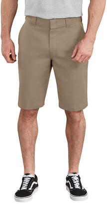 Dickies 11 FLEX Active Waist Flat Front Shorts