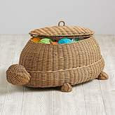 Baby Essentials Half Shell Turtle Floor Bin