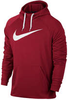 Nike Men's Pull-Over Dri-FIT Swoosh Hoodie