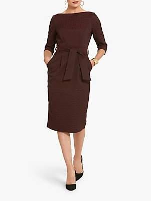 Helen McAlinden Caroline Jacquard Dress
